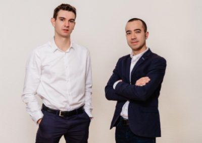 Maxime Agullhon & Anthony