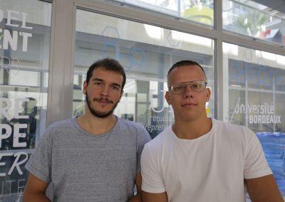 Antoine Grenier & Gaspard Duval